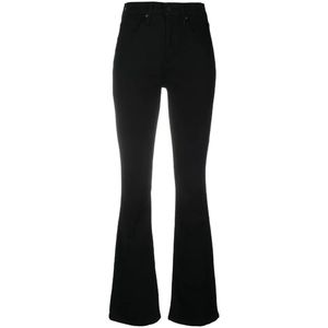 NEW Levi's ultra high rise black flare jeans
